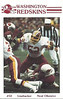 Neal Olkewicz 1985 Redskins Police Card