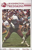 Mark May 1985 Redskins Police Card