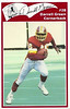 Darrell Green 1986 Redskins Police Card