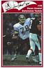 Dean Hamel 1986 Redskins Police Card