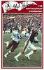 Mel Kaufman 1986 Redskins Police Card