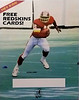 1986 Redskins Police Cards Poster Darrell Green