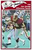 Joe Jacoby 1986 Redskins Police Card