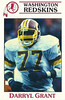 Darryl Grant 1987 Redskins Police