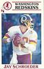 Jay Schroeder 1987 Redskins Police