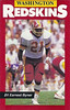 Earnest Byner 1989 Redskins Police