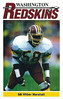 Wilber Marshall 1990 Redskins Police