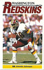 Jimmie Johnson 1990 Redskins Police