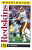Eric Williams 1991 Redskins Police