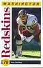 Jim Lachey 1991 Redskins Police