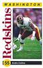 Andre Collins 1991 Redskins Police