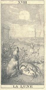 Tarot Della Rocca 1830 ca