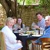 Lunch in my Kenyan Garden