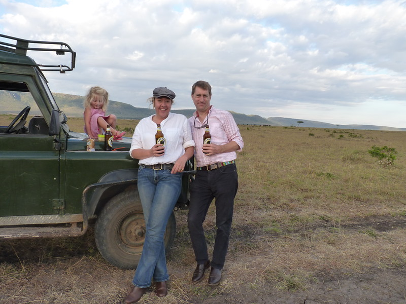 In the Mara 2013