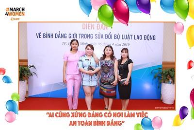 Care.org Vietnam March 4 Women instant print photo booth @ Long Bien Place - Tan Son Nhat Golf - Chụp hình in ảnh lấy liền Sự kiện tại TP. Ho Chi Minh