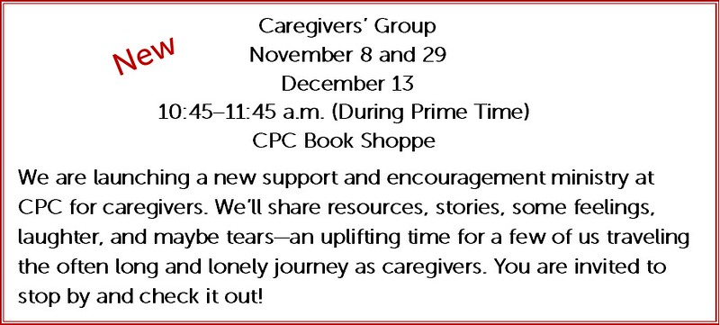 Caregivers' Group
