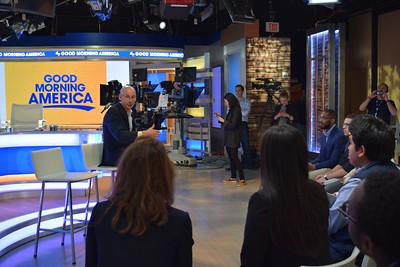 ABC News President James Goldston