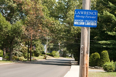 Mt. Vernon Street, Lawrence - Newly paved