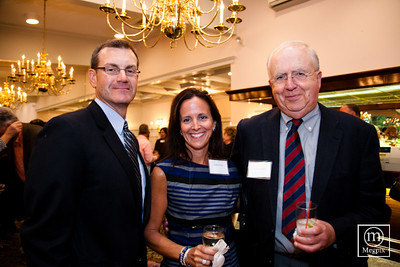 Wayne Simmons, Kristine DiFiore, Mike Morris