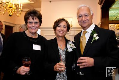 Joyce Shannon, Maria Ingala, Bob Ingala