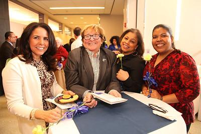 Hilce Cassanelli, Judy Kelleher, Bethania Villa, Gisela Fernandez