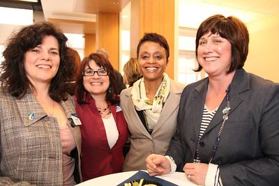 Laurie Weir, Beth Donovan, Noemi Custodia, Martha Leavitt