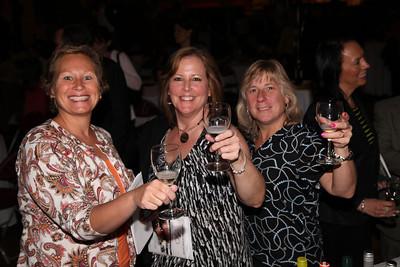 2013 Grape Expectations - Merrimack Valley Food Bank Darlene Lussier, Jackie Stuart, Kathy Flander