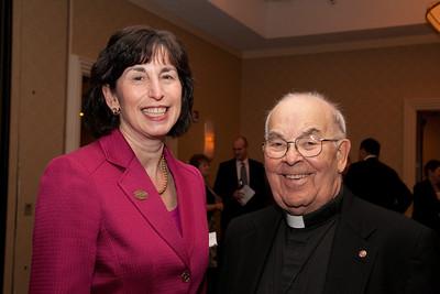 Naomi Prendergast, Rev. Adhemar Deveau