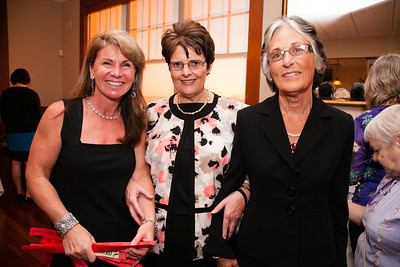 Nevins Family of Services - Passion for Fashion - Merrimack Valley Country Club Donna Tulley, Joyce Shannon CEO, Jeanne Boyle (sp?)