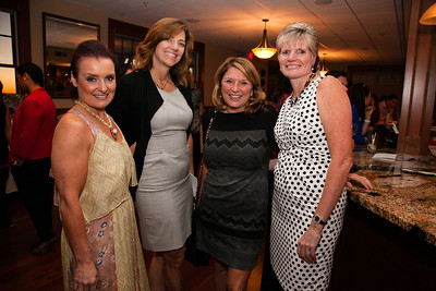Nevins Family of Services - Passion for Fashion - Merrimack Valley Country Club Diane Shikrallah, Catherine Rogers, Deb Young, Jennifer Borislow