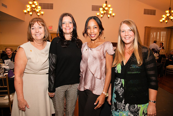 Nevins Family of Services - Passion for Fashion - Merrimack Valley Country Club Betty Powers, Anna Giuffrida, Danissa Lembert, Sherry McGrath