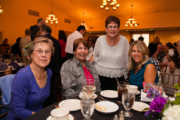 Nevins Family of Services - Passion for Fashion - Merrimack Valley Country Club Loretta Curtis, Helen Flanagan, Pat Couture, Kelley Martin
