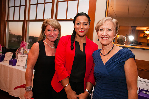 Nevins Family of Services - Passion for Fashion - Merrimack Valley Country Club Donna Tulley, Stephanie Ruiz, Cynthia Smith