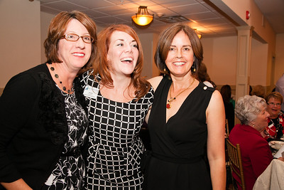 Nevins Family of Services - Passion for Fashion - Merrimack Valley Country Club Karen O'Rourke, Jocelyn Fitzgibbons, Nancy Bergeron
