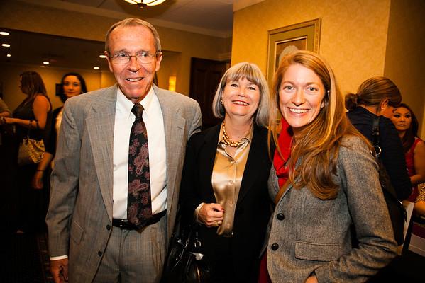 Jack Moynihan, Carolyn Walsh, Lydia Sisson