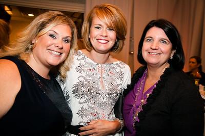 Erin Rourke, Rebecca Carroll, Kay Goulette