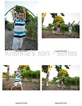 Krishna's son - series
