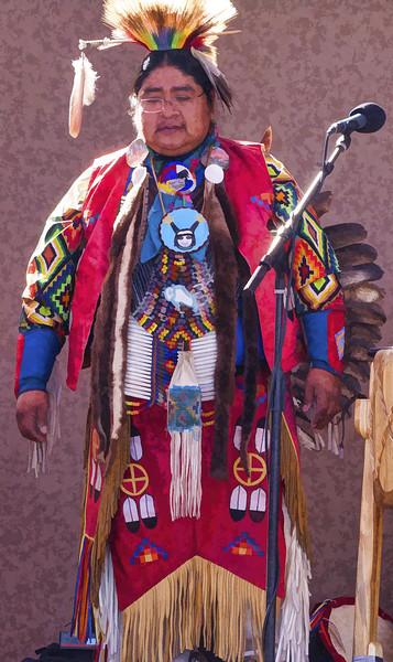 Carefree Arizona Native Dancers 25 Jan 2014