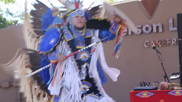 Carefree Native Dancers Movie 25 January 2014 004