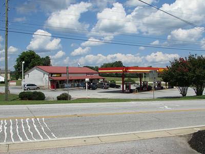 Clarkesville GA – 85 miles NE of Atlanta
