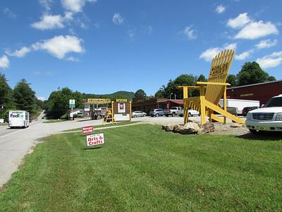 Amish Gas Station - 100 miles north of Atlanta
