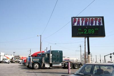 Patriots Truck Stop