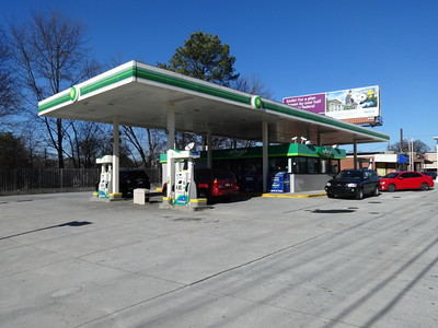BP 1856 Piedmont Rd