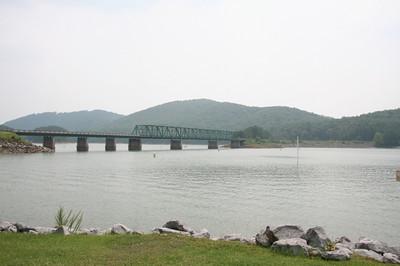 Montana Roads - Green Bridge