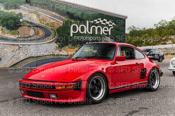 Porsche on the Mountain