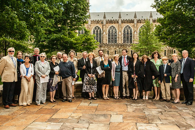 2011 Carey Fellows Awards Ceremony