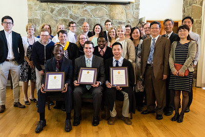2016 Carey Fellows Awards Ceremony