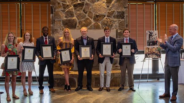 2018 Carey Fellows Awards Ceremony