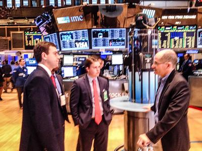 New York City October Briefing Trip