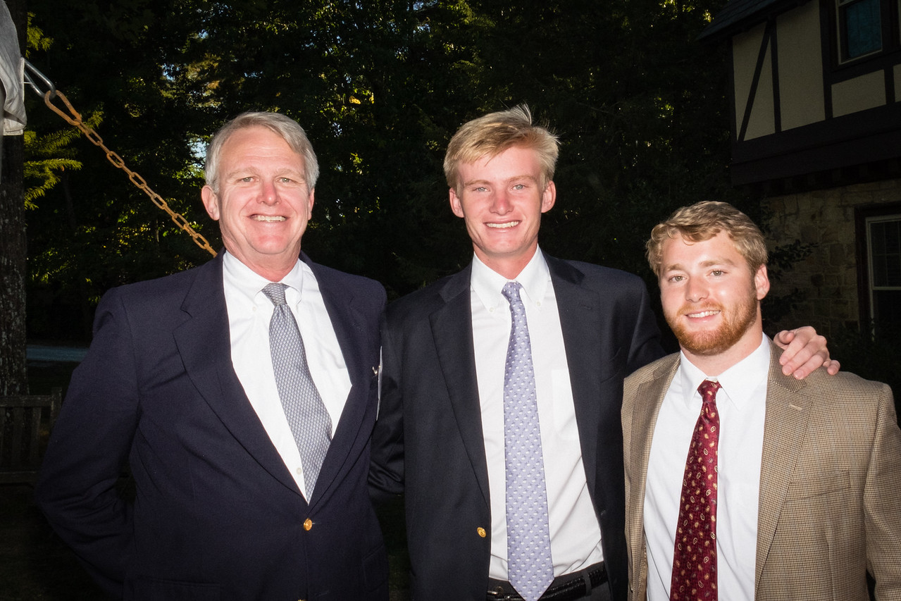 Images from the 2016 Carey Fellows Parents' Weekend Reception